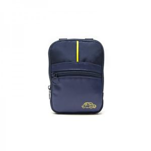 Fiat 500 Small Shoulder Bag - Blue - FISC13