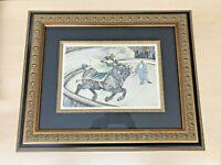 Henri de Toulouse Lautrec Lithograph  -