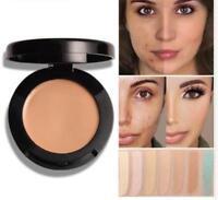 Face Concealer Cream Full Cover Make Up Waterproof Facial Contour Makeup Correct