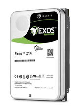 Seagate Exos X14 (7200RPM, 3.5-inch, SATA III, Standard Format) 10TB Internal...