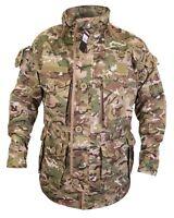 SAS Windproof Smock Army Military Jacket BTP Alt to MTP Multicam Coat Camouflage