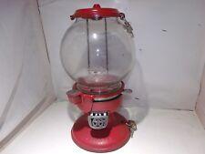 Antique Columbus Bubble Gum/Peanut Vending Machine Penny Coin op