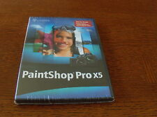 Corel Paintshop Pro X5 - New and Sealed