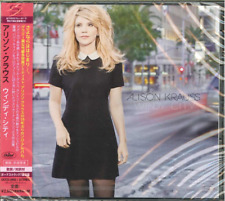 ALISON KRAUSS-WINDY CITY-JAPAN SHM-CD BONUS TRACK F83