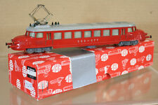 HAG 100 SBB CFF CLASS RCe 2/4 E-LOK RED ARROW LOCOMOTIVE 604 BOXED nl