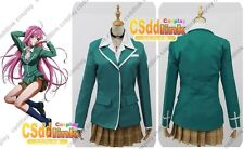 Moka From Rosario + Vampire Cosplay Costume Any Size