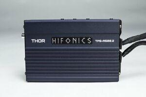 Hifonics THOR compact 2 Channel 500 Watt Powersports Amplifier - TPSA500.2