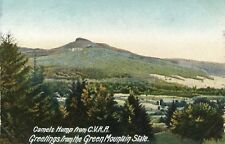 VERMONT VT – Camels Hump from C.V.R.R. - udb (pre 1908)