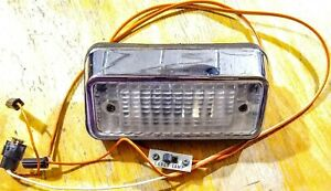 69-72 Chevy Truck C10 C20 Rear Cargo Lamp Assembly Backup Light Bed Box OEM GMC