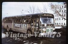 Duplicate Slide Bus 6598 Mabstoa New York City 1972 Bx29