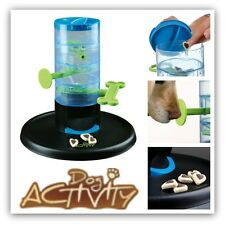 Dog Activity Tricky Tower Level 3 / Dog Toy Interactive Game Treat Dispenser