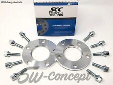 20mm 2x10mm SCC Spurverbreiterung BMW 5x120 72,6 inkl Radschrauben Spurplatten