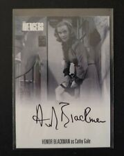Avengers Complete Series Trading Cards Honor Blackman Autograph Card & PROMOS