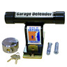 PJB GARAGE DOOR DEFENDER FOR UP AND OVER  DOOR SECURITY - COMES WITH PADLOCK