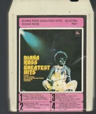 1 X 8 TRACK CASSETTE DIANA ROSS GREATEST HITS  SEE ALL PICTURES