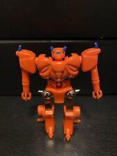 Vintage GoBots. Bugsie Orange Crab 1985 Transformers