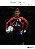 AK 4505, Bernd Dreher, FC Bayern München 1999/2000