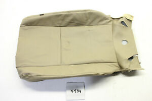 New OEM Front LH Seat Back Cover Sand Brown 2011-2014 Sequoia 71074-0C752-E2