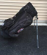 New MAKSER Black Golf Bag Golfing