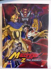 Mazinger Edition Z: The Impact! Box 2 (2 Dvd) Nuovo e Sigillato