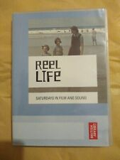REEL LIFE - SATURDAYS IN FILM AND SOUND - BRITISH LIBRARY - RARE DVD
