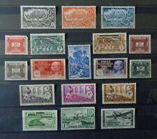 Afrique Equatoriale Française AEF lot de timbres neuf*
