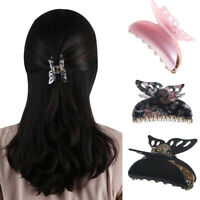 Simple Style Butterfly Clip Hair Clip Butterfly Hair Claw Hair Acessories