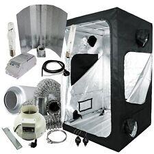 Komplettset Grow-box 120x120x200cm 600W NDL ETI Wuchs  Blüte Prima Klima-set