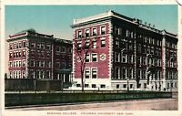 Vintage Postcard - 1910s Barnard College Columbia New York NY Un-Posted #4265