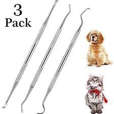 Dog Cat Dental Tooth Scaler Hygiene Care Tool Stone Tartar Remover Scraper NEW
