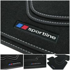 Sportline Fußmatten für Ford Kuga 2 II  Bj. 2013-2016