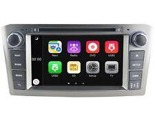 AUTORADIO DVD/GPS/BLUETOOTH/IPOD/NAVI/RADIO FOR TOYOTA AVENSIS 2003-2007 D6587