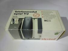 Telefonmodul tiptel 112 zur Kombination mit Anrufbeantworter 210 Computer 1000