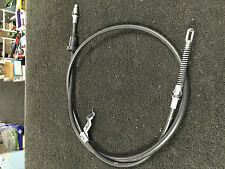 JEEP CHEROKEE LIBERTY KJ 2.4 2.5 2.8 3.7 CRD REAR BRAKE CABLE FOR DISC BRAKES LH