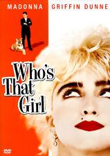 WHO'S THAT GIRL - Madonna - RARITÄT - DVD*NEU*OVP
