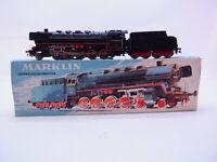 Lot 68413 Märklin H0 3027 Steam Locomotive with Tender Br 44 Telex Boxed