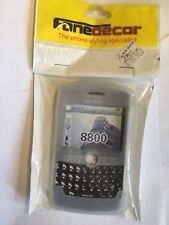 BlackBerry 8800 Silicon Case in White SCC5806. Brand New Sealed in Original pack