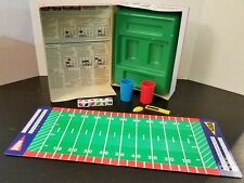 Half-Time Football Sports Dice Game by Lakeside #8294 Missing Pegs 1979 VGUC