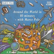 Around the World in 80 Minutes - with Marco Polo