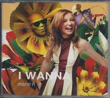 MARIE N - I wanna CD-MAXI 5TR EUROVISION 2002 LATVIA VERY RARE!!!