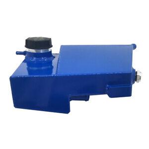 Aluminum Coolant Expansion Overflow Tank For Focus ST 2013-2018 / RS 16-18 Blue