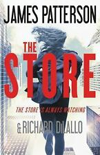 THE STORE by JAMES PATTERSON & RICHARD DILALLO [NEW HARDCOVER - 2017]