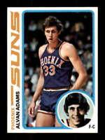 1978-79 Topps #77 Alvan Adams NM/NM+ Suns 402959