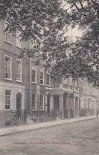 London Postcard. Carlyle's House, Cheyne Row Chelsea. C. Martin. Pristine! c1906