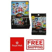 36 Packs Disney Pixar Coco Movie Mini Figures Toys Bags Party Wholesale Joblot