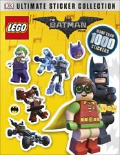 Lego The Batman Movie Ultimate Sticker Collection More Than 1000 Stickers