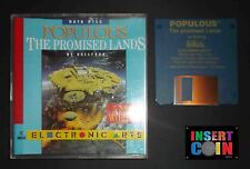 JUEGO ATARI ST  POPULOUS THE PROMISED LANDS  -BULLFROG-, NO TESTED