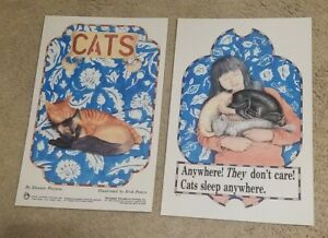 Teacher Laminated CATS Story Posters
