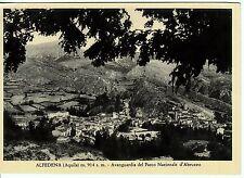 Z1589-ALFEDENA,L' AQUILA, PARCO NAZIONALE D'ABRUZZO, 1956