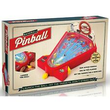 Desktop Travel Pinball Game Classic Fun For All Ages Desktop Baseball Pinball